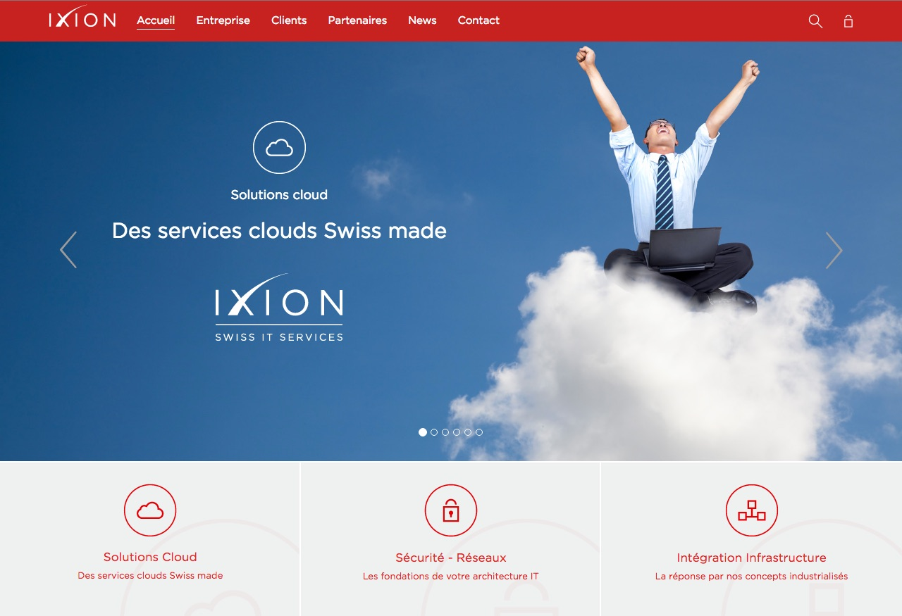 iXion Swiss IT Services